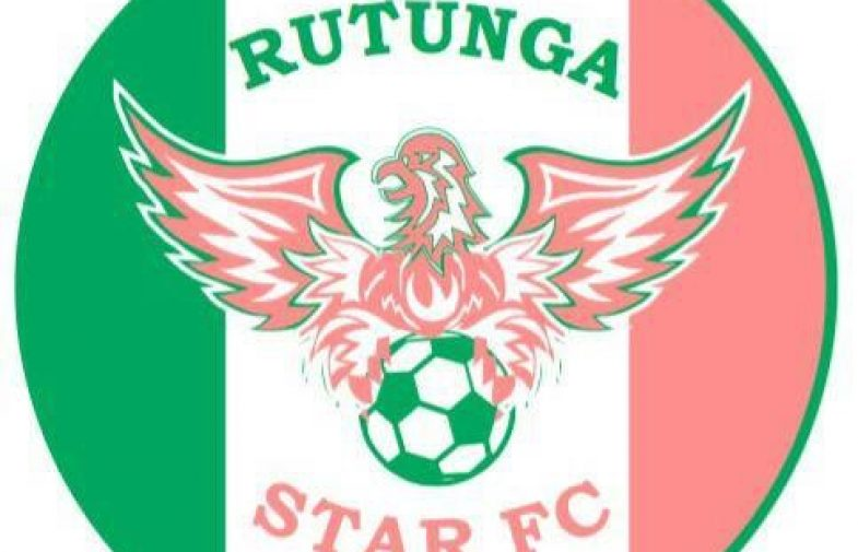 Rutunga Star Football Club Celebrates its 5th Anniversary Today.