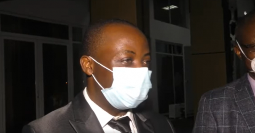 Congolese anti-coronavirus task force hires an additional expert   ~ #AFP:
