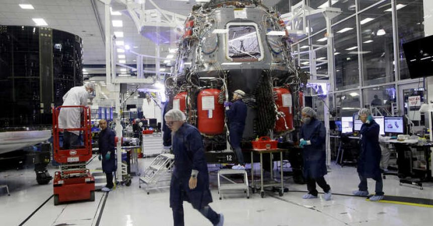 SpaceX's 1st Astronaut Launch Breaking New Ground for Style | Voice of America   ~ #VoA: