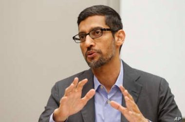 Google Plans to Invest $10 Billion in India | Voice of America   ~ #VoA: