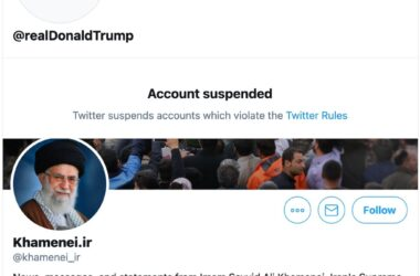 Twitter Bans Trump, Removes Tweet by Iran's Khamenei on Same Day, Sparking 'Double Standards' Backlash | Voice of America  ~ #VoA: